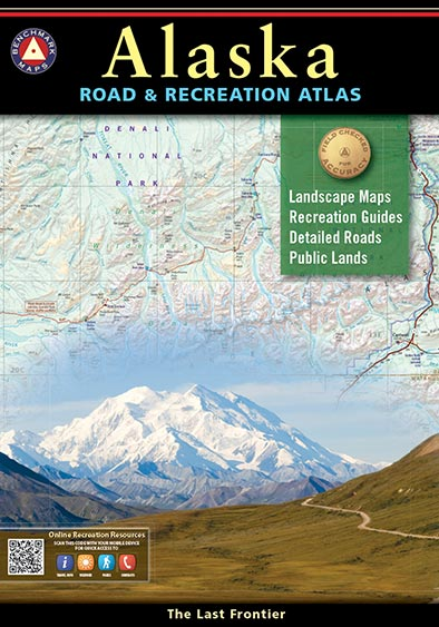 Alaska Road & Recreation Atlas