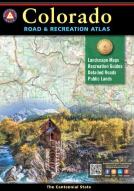 Colorado Road & Recreation Atlas