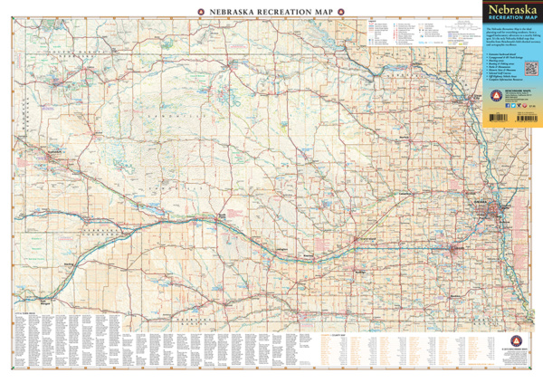 Nebraska Recreation Map