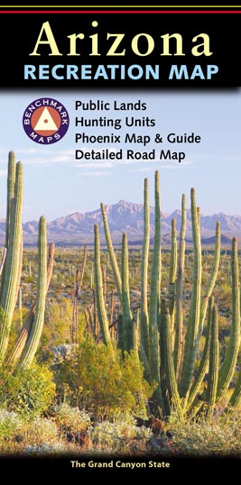 Arizona Recreation Map
