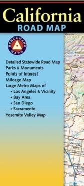 California Road Map
